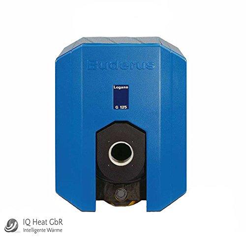 Buderus Logano G125 21 kW Gusskessel Niedertemperatur Kessel Glieder Öl + Gas