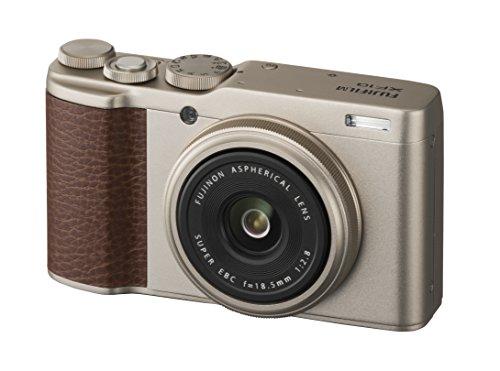 富士フイルム デジタルカメラ XF10 シャンパンゴールド XF10-G