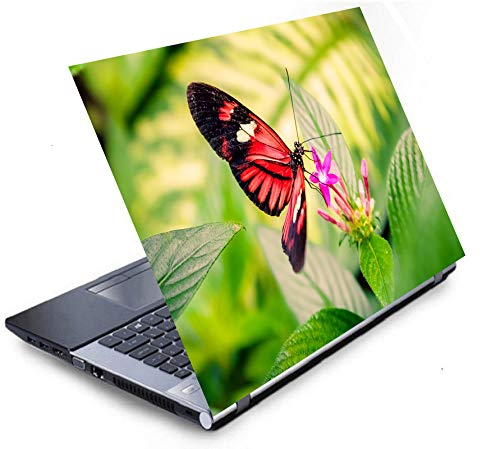 BOTANIX Laptop Skins/Sticker/Vinyl/Cover 14 - inches HD Quality Decal Fits Dell,Hp,Lenovo,Toshiba,Acer,Asus and for All Models Upto 14 inches (Multicolor) GQ275