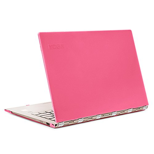 mCover Hard Shell Case for 13.9' Lenovo Yoga 920 (NOT fitting Yoga 900/910) multimode laptop computer (Yoga 920 13.9 Inch, Pink)