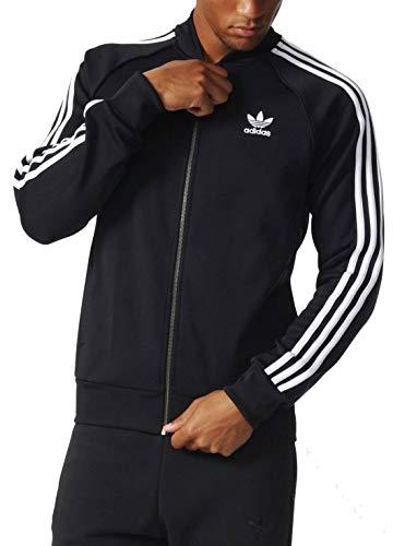 adidas Herren Sweatshirt SST TT, Schwarz - (NEGRO), XS, BK5921