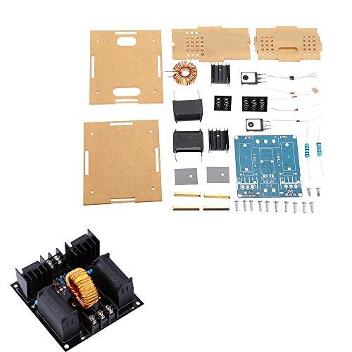 ExcLent Diy Zvs Tesla Spule Netzteil Booster Hochspannung Generator Platte Induktionsheizung Modul Produktion Kit