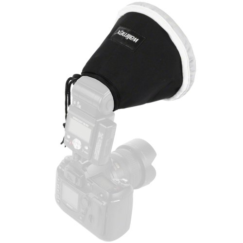 Walimex Universal Octagon Softbox inkl. Kompaktblitze (15 cm)