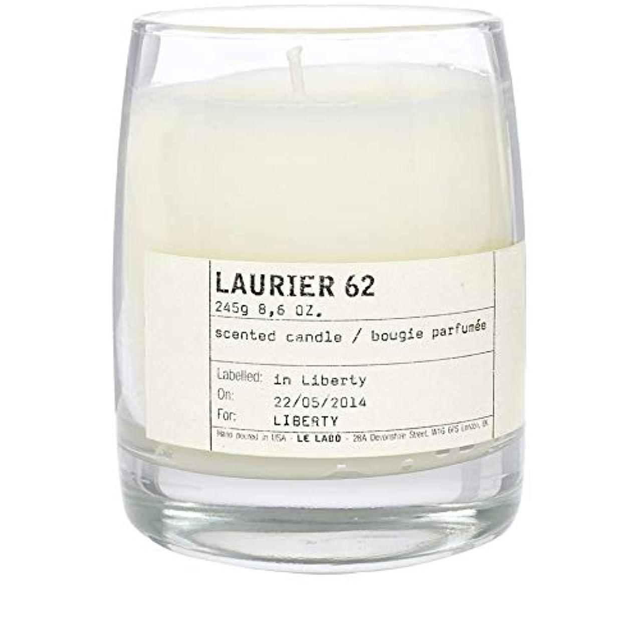 路地私の疑い[Le Labo ] ルラボローリエ62古典的なキャンドル - Le Labo Laurier 62 Classic Candle [並行輸入品]