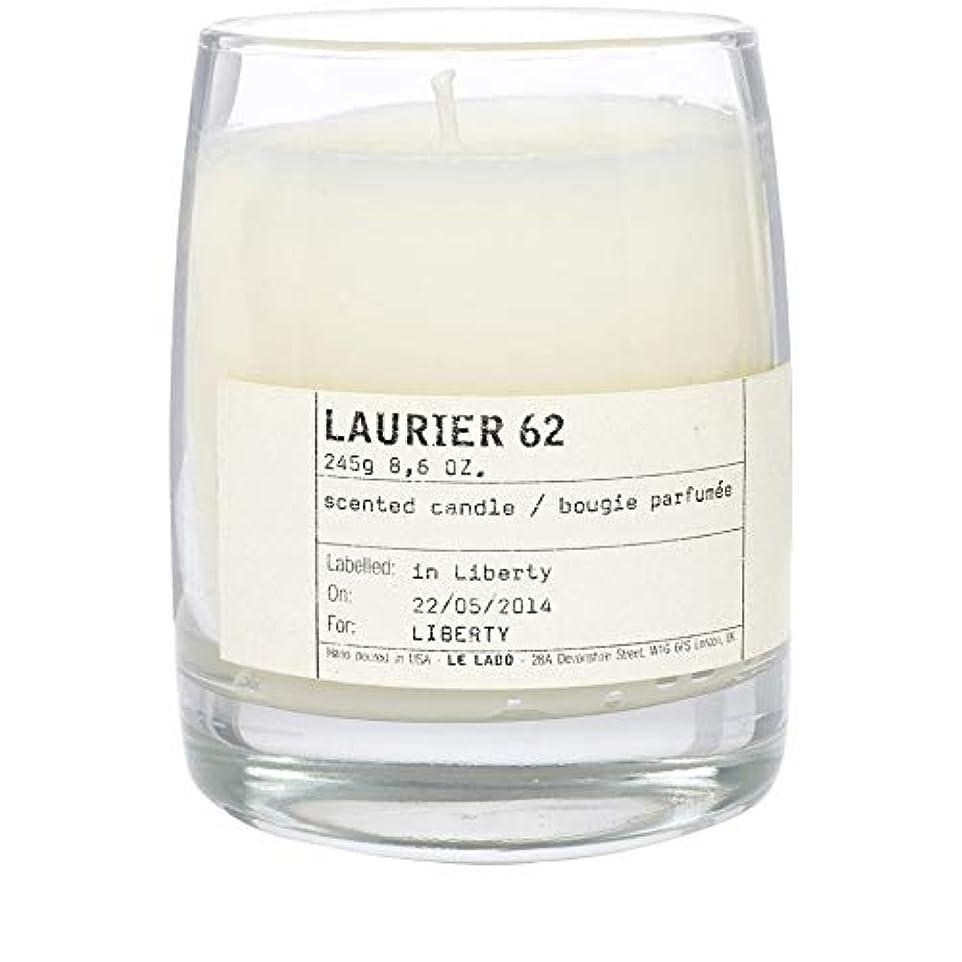 付添人シャッターパンチ[Le Labo ] ルラボローリエ62古典的なキャンドル - Le Labo Laurier 62 Classic Candle [並行輸入品]