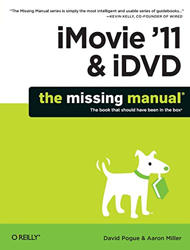 Compare Textbook Prices for iMovie '11 & iDVD: The Missing Manual Missing Manuals 1 Edition ISBN 9781449393274 by Pogue, David,Miller, Aaron