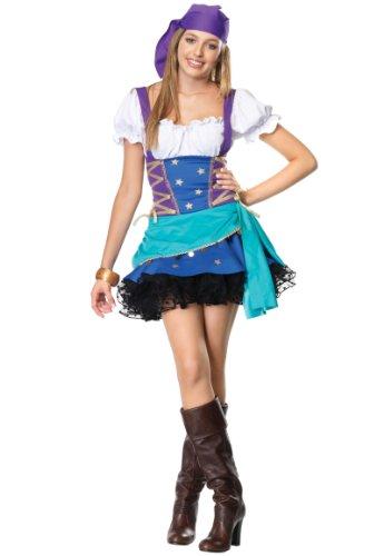 Gypsy Princess Teen/Junior Costume – Teen Medium/Large
