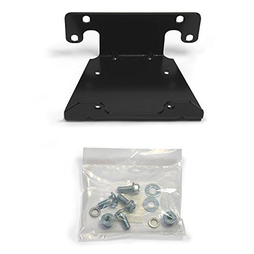 WARN 95740 Winch Mounting Kit, Fits: Yamaha Grizzly, Kodiak 700