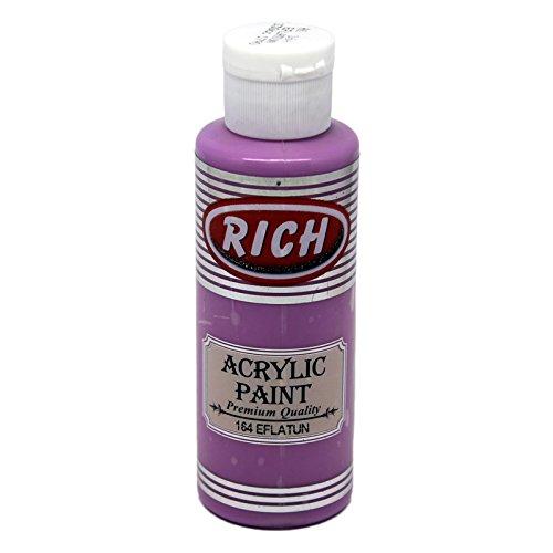 mytortenland Rich Opak Peinture acrylique Violet 130 ml