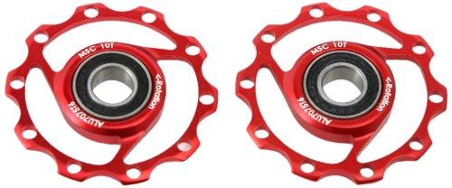 MSC Bikes MSC Ultralight Alu7075 T6. 10D - Rulinas de Ciclismo