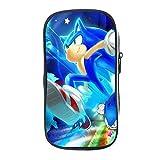 Astuccio Sonic Astuccio per matite Anime per stazionario Astuccio per matite per ragazze per ragazzi Sonic torna a materiale scolastico Astucci per cosmetici