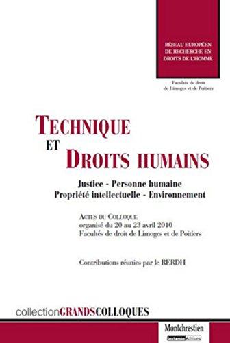 Les Technique et droits humains