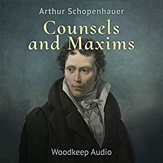 Counsels and Maxims audiobook cover art