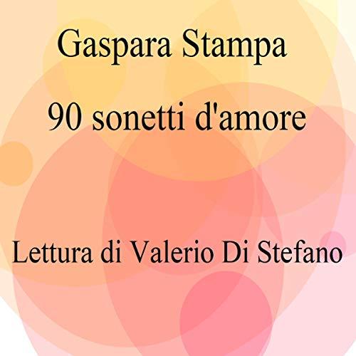 90 sonetti d'amore copertina