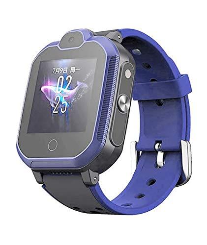 LEOTEC SMARTWATCH Kids ALLO LOCALIZADOR 4G GPS Blue