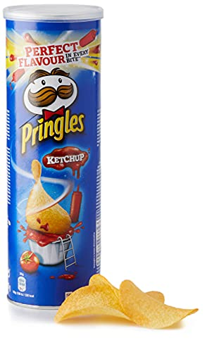 Pringles Snack Salato al Gusto di Ketchup, 175g