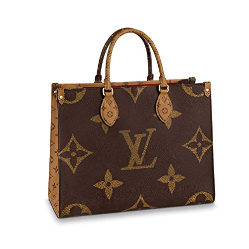 Louis Vuitton Monogram Canvas Onthego MM Top Handle Handbag Article: M45321