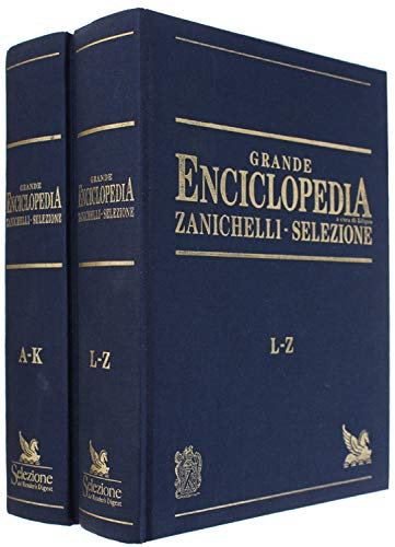 ENCICLOPEDIA ZANICHELLI-SELEZIONE (GRANDE).