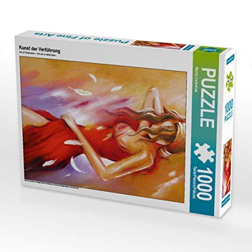 CALVENDO Puzzle Kunst der Verführung 1000 Teile Lege-Größe 48 x 64 cm Foto-Puzzle Bild von Marita Zacharias