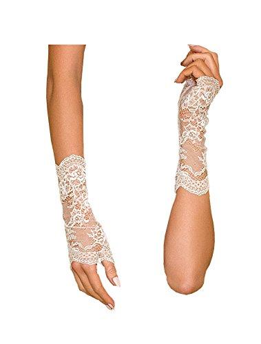 axami Damen Fingerlose Handschuhe L/XL