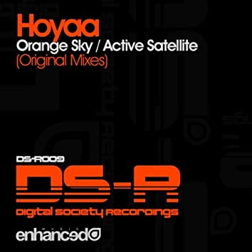 Orange Sky / Active Satellite