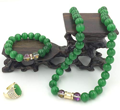 Arain Women's Jewelry Sets Stone -$12.42(68% Off)