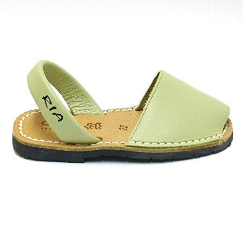 Zapatos Niño Menorquinas Avarcas Ria 2002 Beig 22