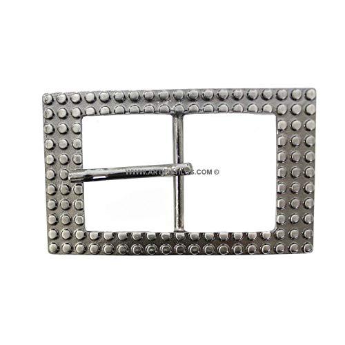 Artipistilos® Metal Buckle 58 X 92 mm - Like In The Picture - Elastische banden en gespen voor riem