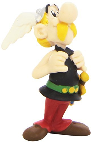 Asterix holding his braces Figure by Astrix and Oblix 1
