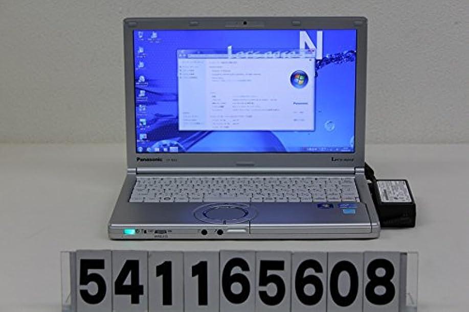 古くなった選挙確かに【中古】 Panasonic CF-NX2JDHYS Corei5-2.6GHz/4GB/320GB/12.1W/Win7