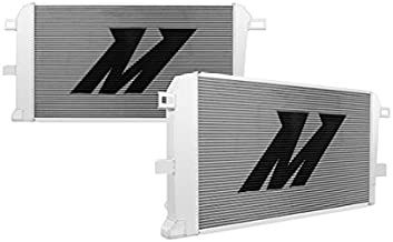Mishimoto MMRAD-DMAX-01 Chevrolet/GMC 6.6L Duramax Aluminum Radiator, 2001-2005, Silver