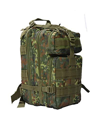 Taktischer Einsatz Rucksack US Flacon Assault Pack (Flecktarn)