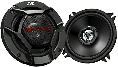 JVC CS-DR520 - Altavoces de Coche - Color Negro