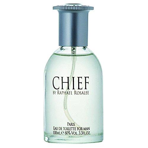 Raphael Rosalee Cosmetics Chief Men, homme/men, Eau de Toilette, 100ml