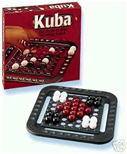 Kuba Board Game by Patch