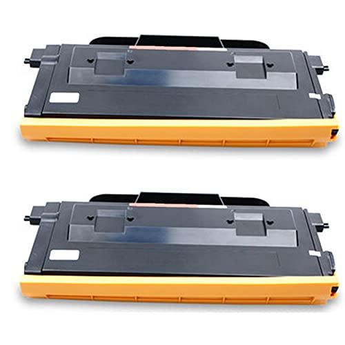 UKKU Compatible para el reemplazo de Cartucho de tóner Panasonic KX-FAC428CN para Panasonic KX-MB2238CN 2235CN 2538CN PROINRER con Chips Negro de papelería y Suministros Black*2