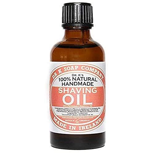 Dr K Soap Olio per Rasatura Shaving Oil 50 ml