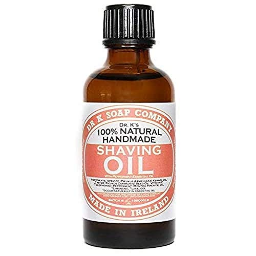 DR. K SOAP Shaving Oil 50ml