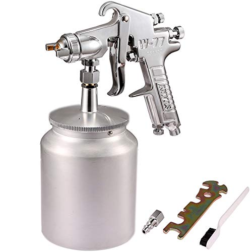 Valianto W77 Siphon Feed Spray Gun with...
