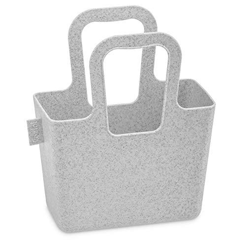 Koziol 5415670 Storage, Box, Organizer, Organic Grey, 78x161x183 mm