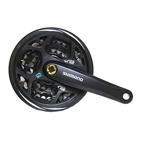 Shimano Kurbelgarnitur ALTUS Trekking FC-M311 Vierkant 7/8-fach 42-32-22 Zähne