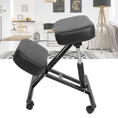 Estink Kneeling Chair, Household Pneumatic Ergonomic Kneeling Chair Adjustable Posture Correction Knee Stool for Home Office Classroom Posture Desk Chair