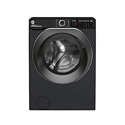 Hoover H-Wash 500 HW610AMBCB Free Standing Washing Machine, WiFi Connected, A+++, 10 kg, 1600 rpm, Black