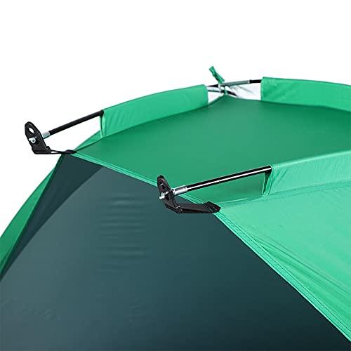 FASJ Tienda de campaña, Tienda de Playa Refugio Solar al Aire Libre Refugio Solar instantáneo Toldo para Aventuras para Acampar al Aire Libre Picnic de Pesca