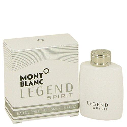 Mont Blanc Legend Spirit Eau de Toilette 4.5ml Mini