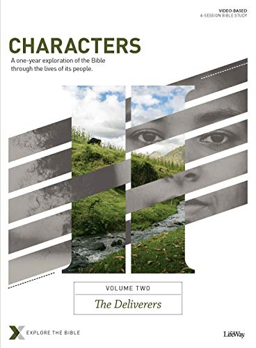 Characters Volume 2: The Deliver...