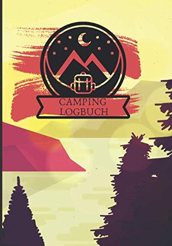 Camping Logbuch: Berge (7