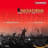 Khatchaturian: Violinkonzert/Cellokonzert - Lydia Mordkovitch