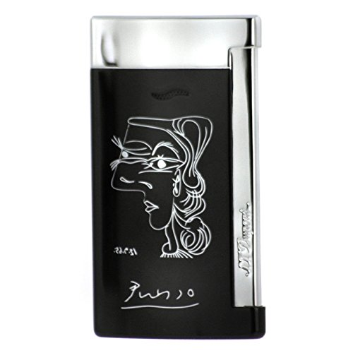 Great Deal! S.T. Dupont Slim 7 Lighter Picasso