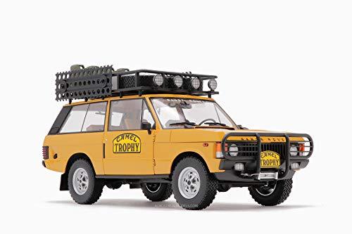 Almost Real ALM 810106 - Ran. Rov. Camel Trophy Edition 1981-1982 - Escala 1/18 - Modelo Coleccionable